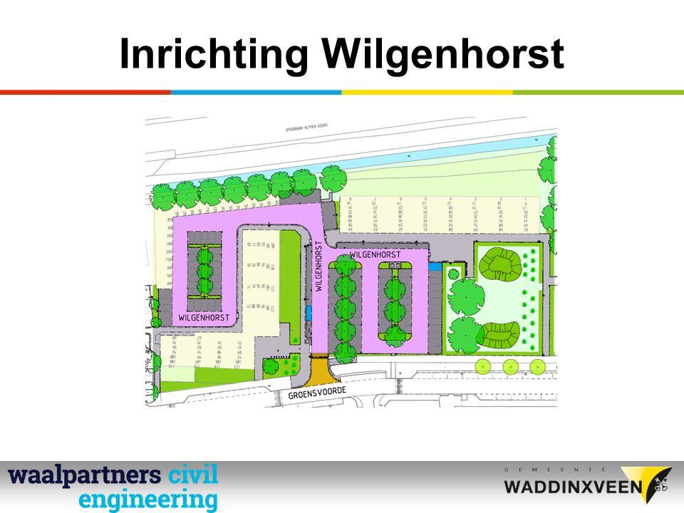Inrichting Wilgenhorst