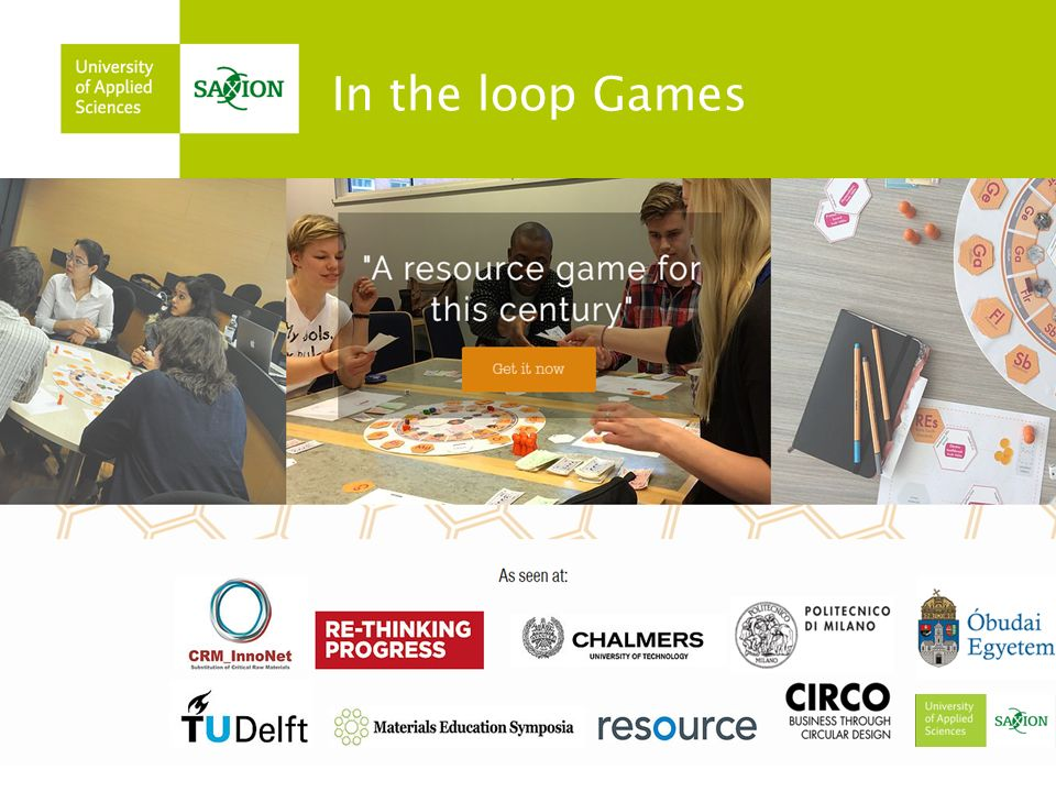 In the loop Games