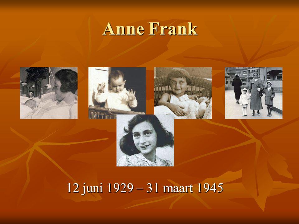 12 juni 1929 – 31 maart 1945