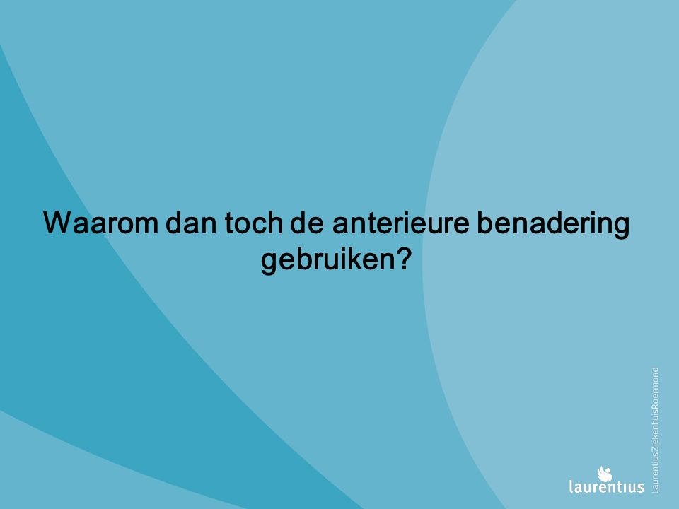 Beenlengte controle