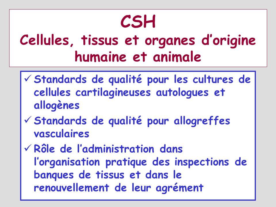 CSH Vaccination Le calendrier vaccinal 2005 Vaccination contre lhépatite B et le risque de sclérose en plaques Vaccination antigrippale et la préparation de l éventualité dune pandémie grippale