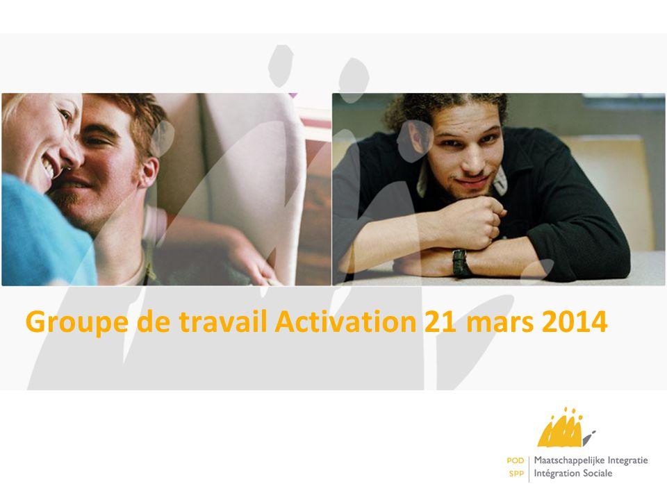Groupe de travail Activation 21 mars 2014