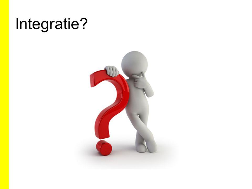 Integratie?