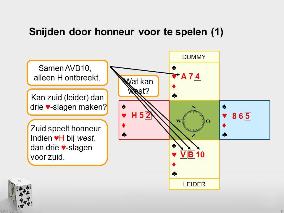 1e4 v3.0 8 ♠♥♦♣♠♥♦♣ Samen AVB10, alleen H ontbreekt.