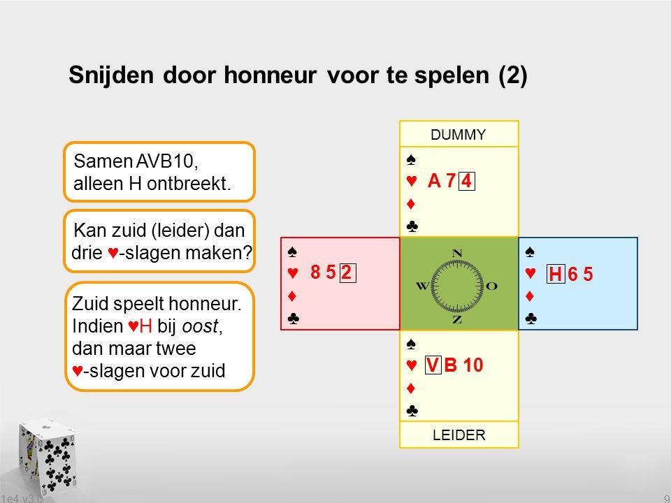 1e4 v3.0 9 ♠♥♦♣♠♥♦♣ Samen AVB10, alleen H ontbreekt.