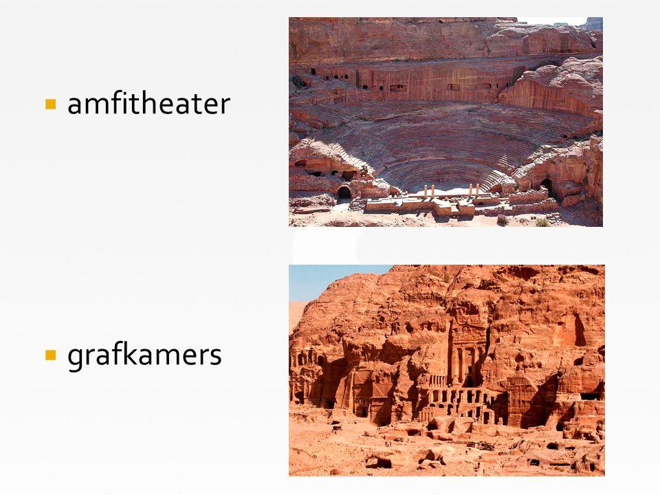  amfitheater  grafkamers