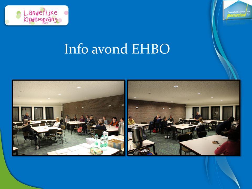 Info avond EHBO