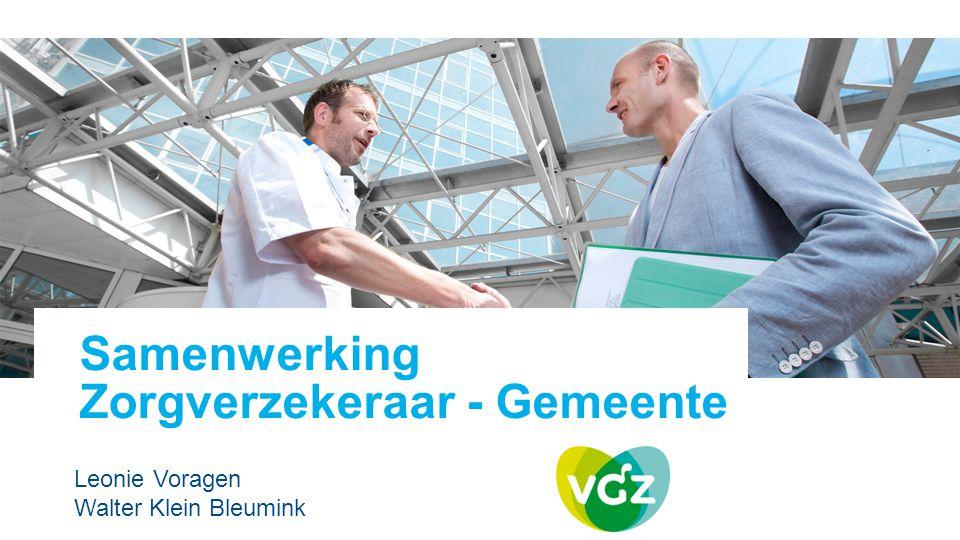 Coöperatie VGZ | Wat is een wijknetwerk?