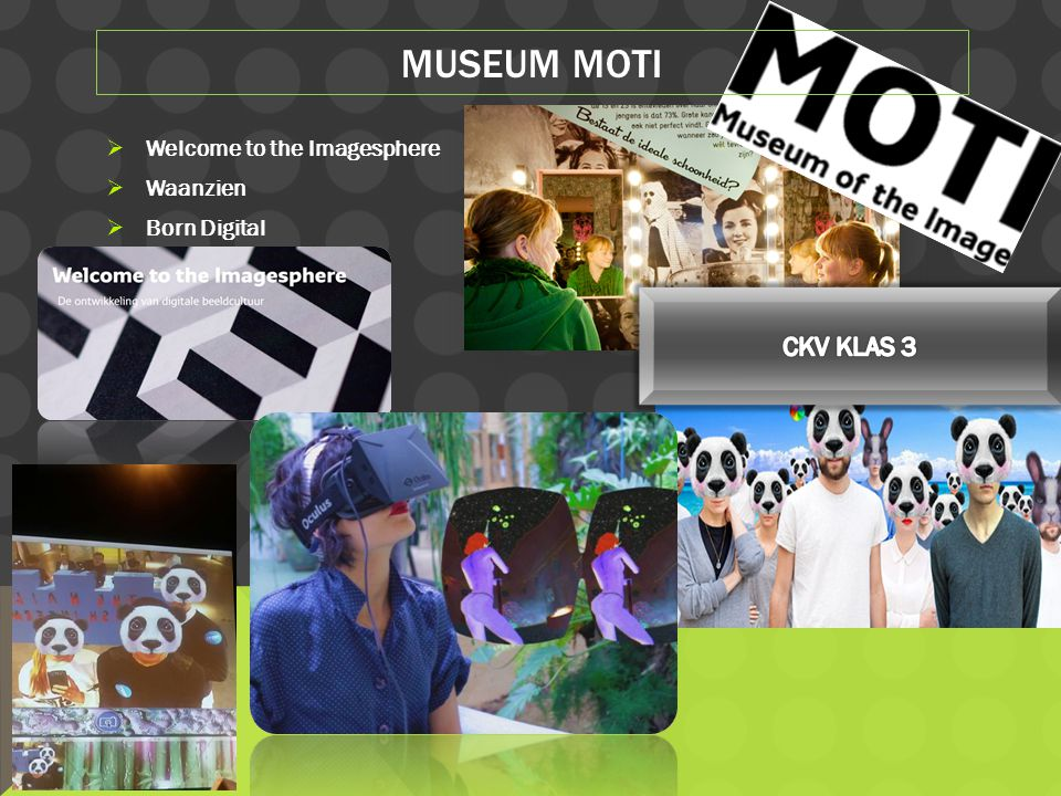  Welcome to the Imagesphere  Waanzien  Born Digital MUSEUM MOTI
