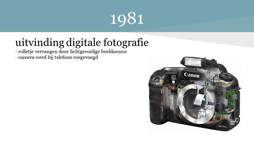 toekomst fotocamera - resolutie meer dan verdubbeld foto wordt hierdoor scherper - 3D fotografie mogelijkheid om 3D model te maken twee lenzen in één camera