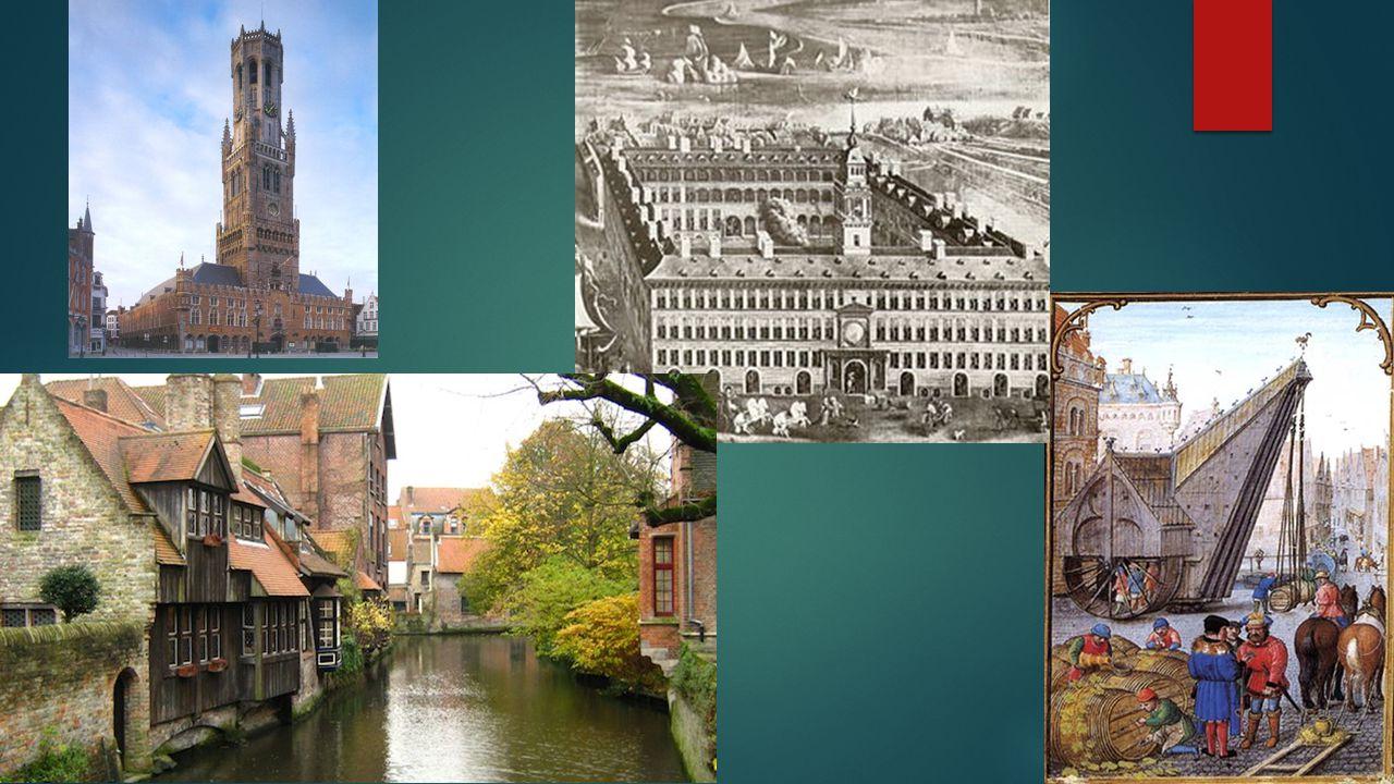 Stadsrecht  In het begin werden steden bestuurd door de heer van het gebied.