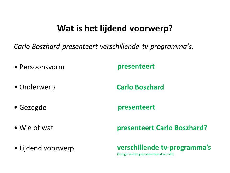 Wat is het lijdend voorwerp.Veel Nederlanders kunnen Duits spreken.