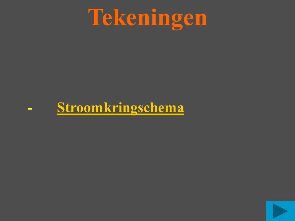 Tekeningen -StroomkringschemaStroomkringschema
