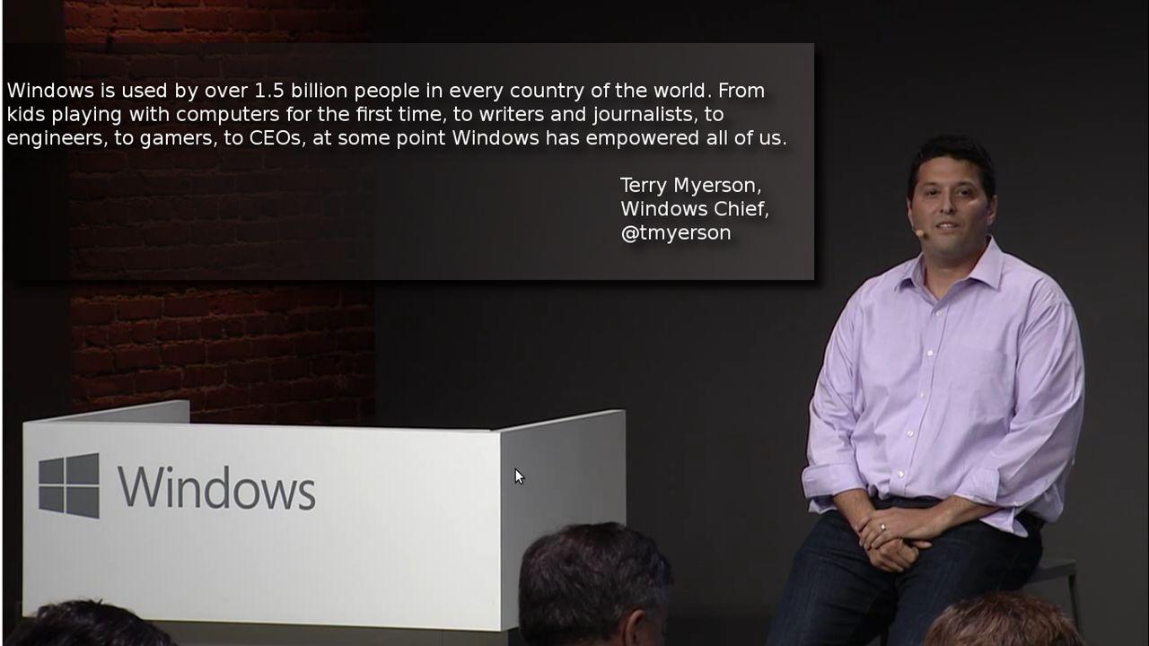 De weg naar Windows 10