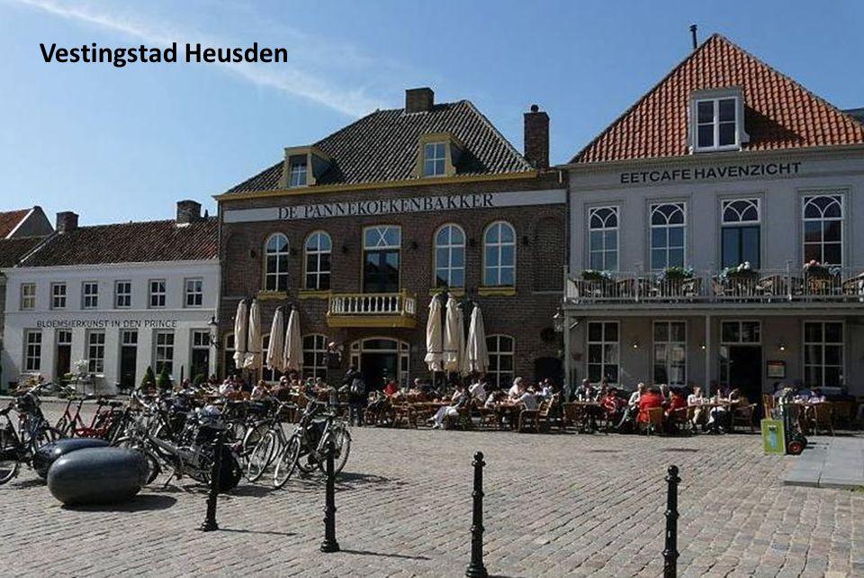 Stadsmuur s-Hertogenbosch