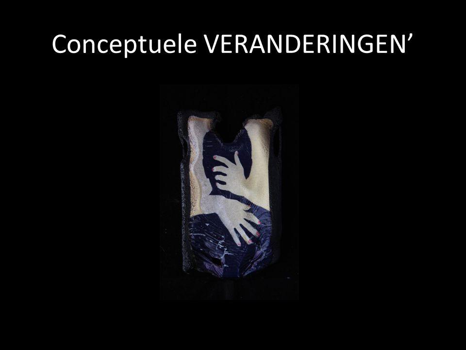 Conceptuele VERANDERINGEN'