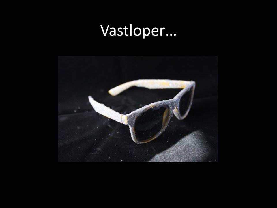 Vastloper…