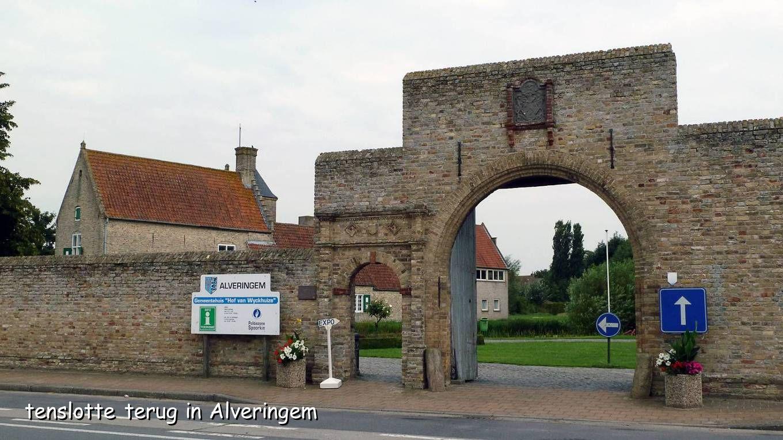 de Belgische militaire begraafplaats van Oeren
