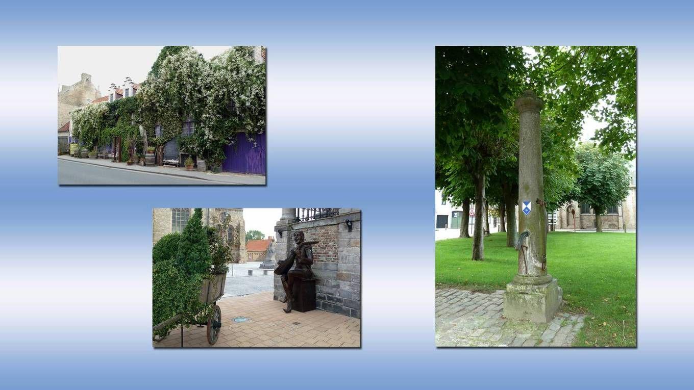 de IJzertoren is een herdenkingsmonument voor de Vlaamse gesneuvelden van de Eerste Wereldoorlog