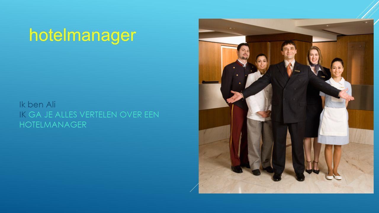 30/07/2015 Wat zijn hotel managers  verantwoordelijk voor het hotel  BEGELEIDERS HOTEL  Hotel goeie baanen lijden