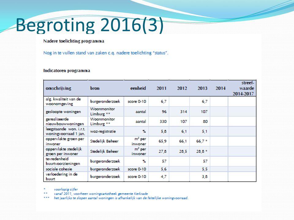 Begroting 2016(3)