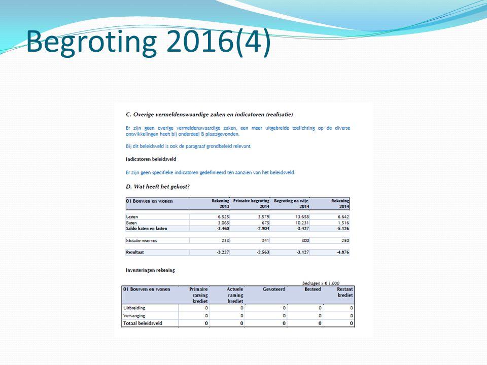 Begroting 2016(4)