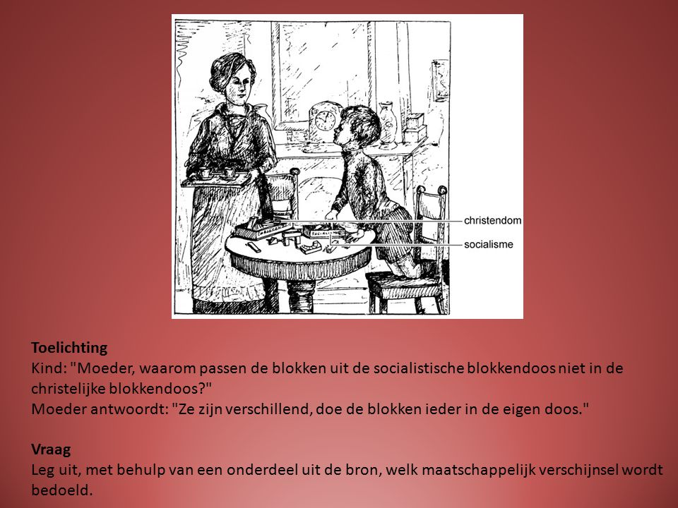 Toelichting Kind: