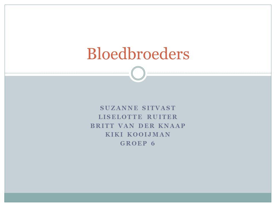 Eigen belevenis Bloedbroeders - Schokkend - Leerzaam - Actueel