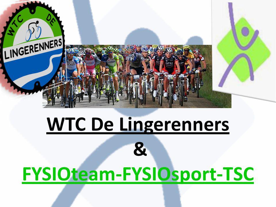 WTC De Lingerenners & FYSIOteam-FYSIOsport-TSC