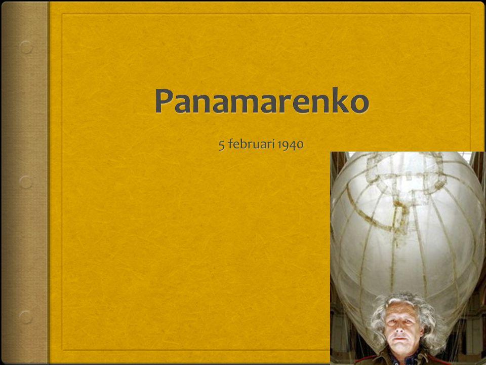 Quiz  Wat is de volledige naam van Panamarenko.Henri van Herwegen  Hoe oud is hij op dit moment.
