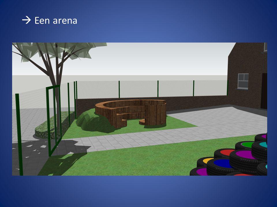  Een arena