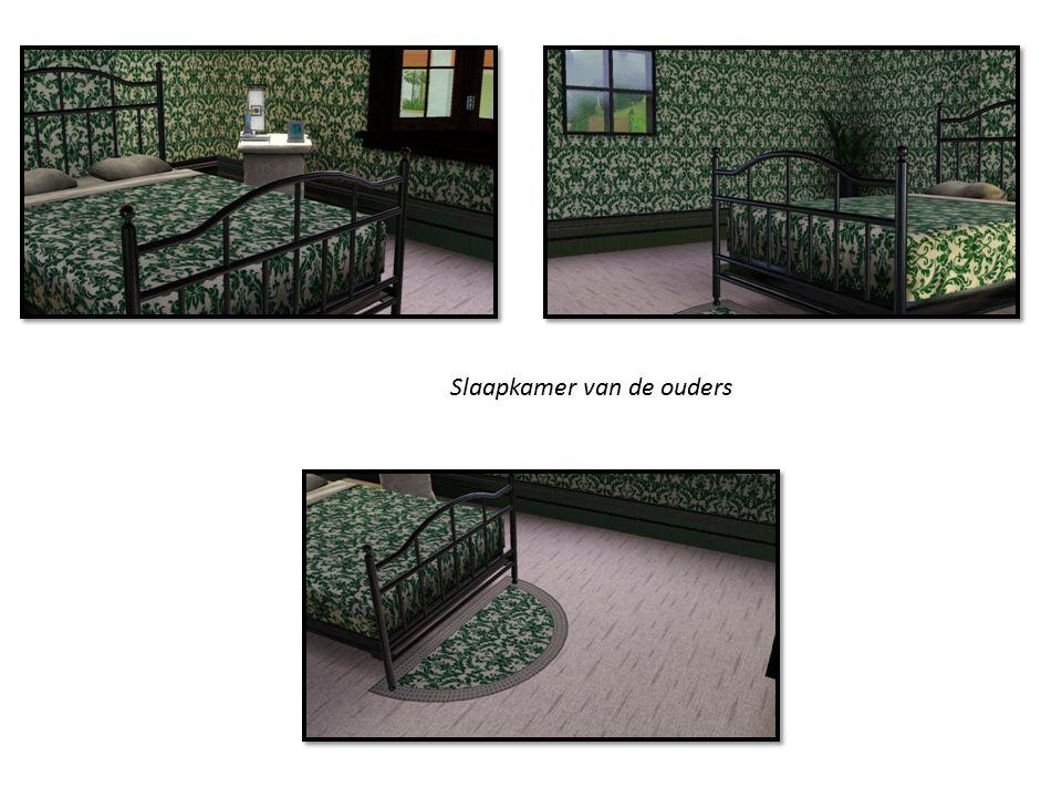 Slaapkamer van de ouders