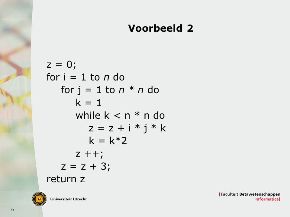 17 Heap vs ADT  Concepten van ADT en Datastructuur zitten bij Heap een beetje doorelkaar  Latere ADT's en datastructuren zijn 'zuiverder'  Bijvoorbeeld: we hebben een operatie, die een bepaalde implementatie van een heap snel omvormt tot een geordende array