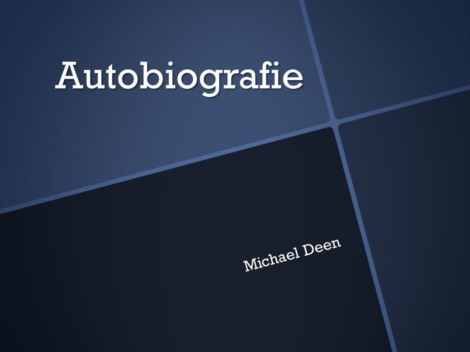 Autobiografie Michael Deen
