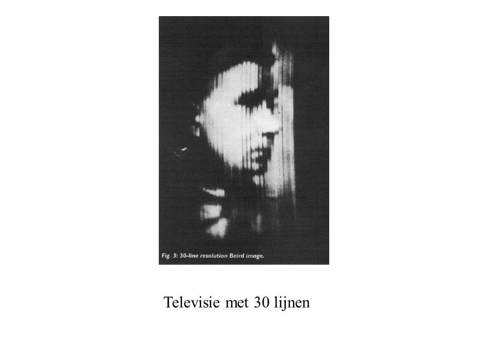 Televisie met 30 lijnen
