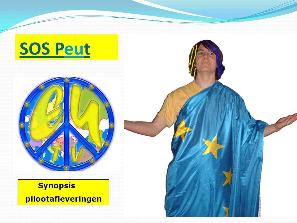 ShrEUk en zijn gezin gaan op queeste om de EU te verbeteren.