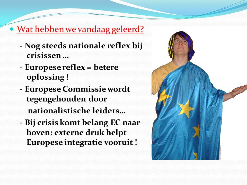 Nieuwe Europese vlag