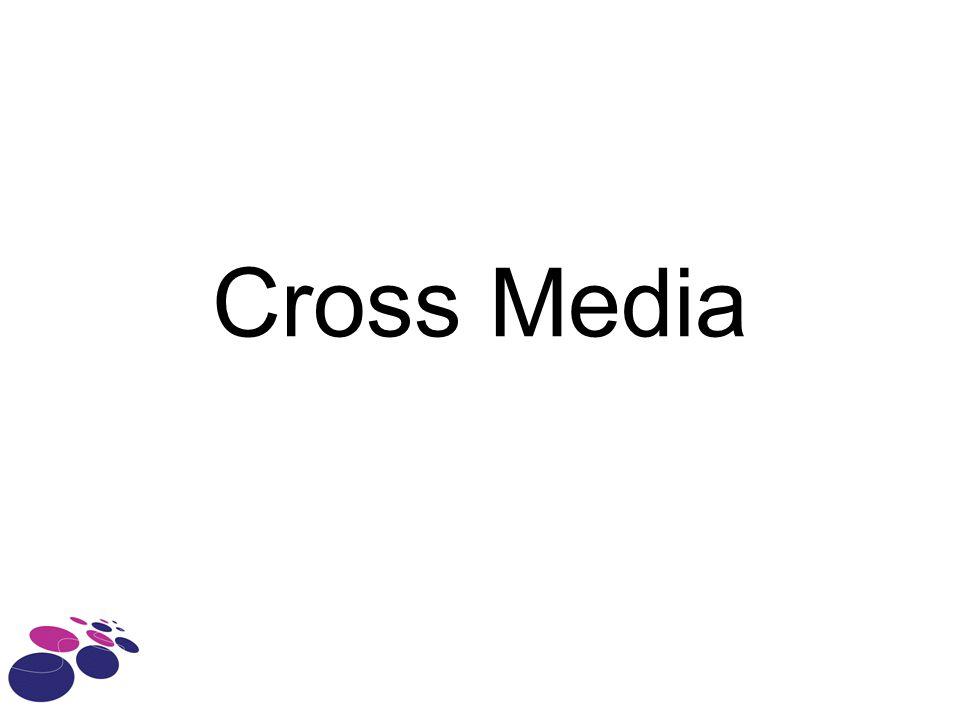 Van oude naar nieuwe mediaplanning Vroeger: keuze tussen mediatypen Nu: keuze combinatie belangrijk Uit: boek Mediasynergie prof.