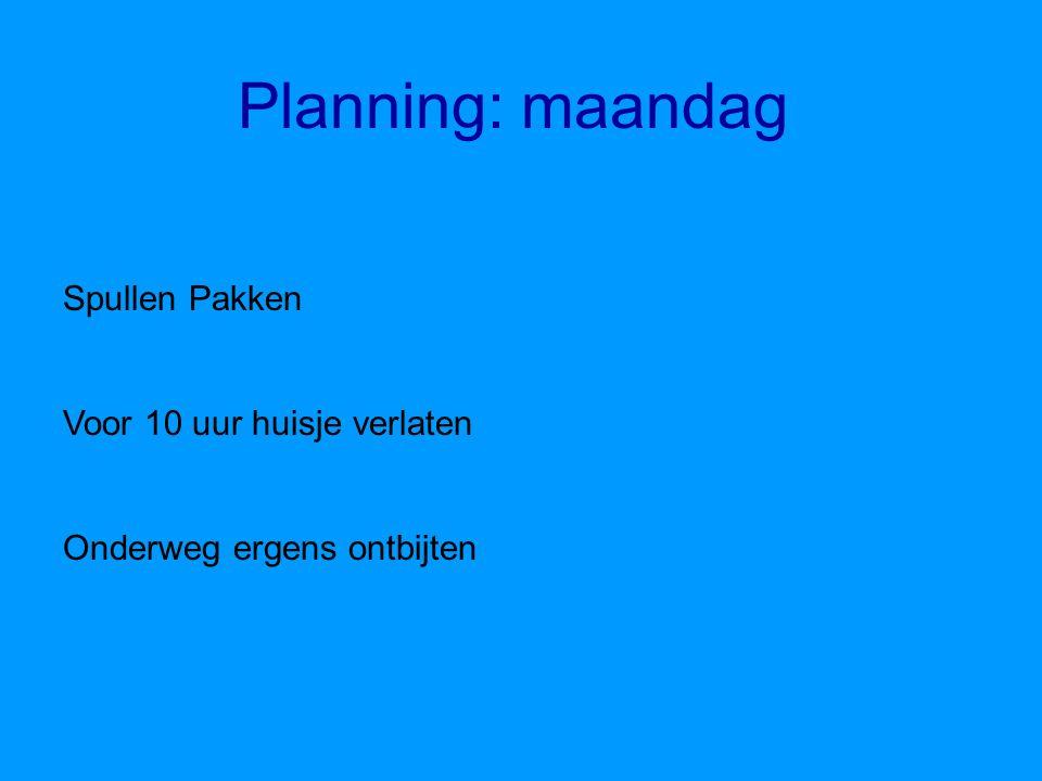 Planning: Zondag Kerstmarkt? Zie boekje