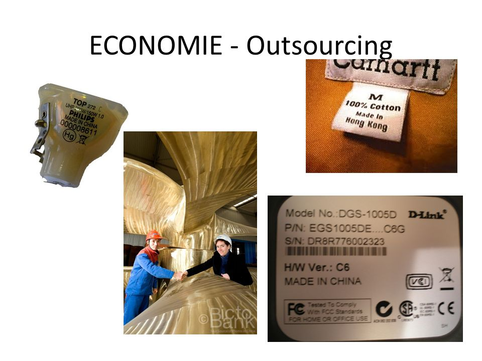 ECONOMIE - Outsourcing