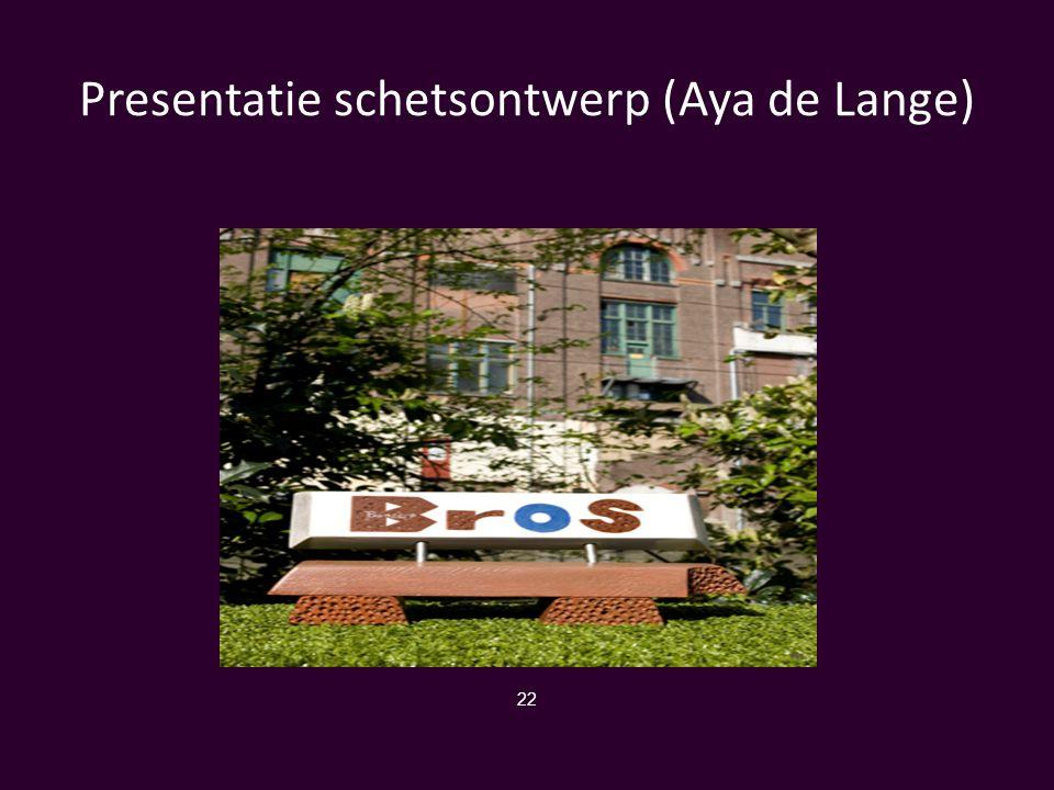 Presentatie schetsontwerp (Aya de Lange) 22