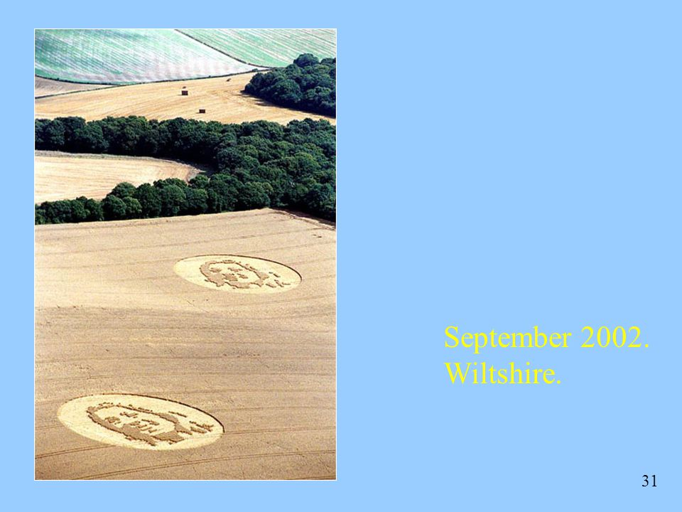 31 September 2002. Wiltshire.