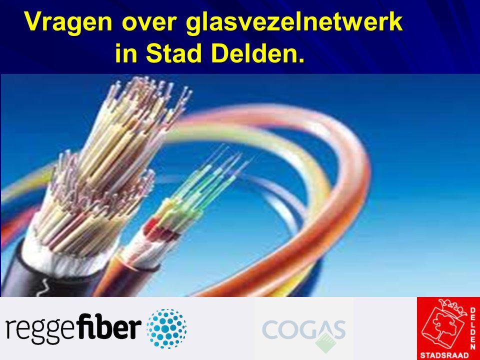 Vraag 13 Glasvezel zou alles veel sneller maken, maar de huidige coax-kabel kan nu toch ook nog de snelheden(m.u.v.