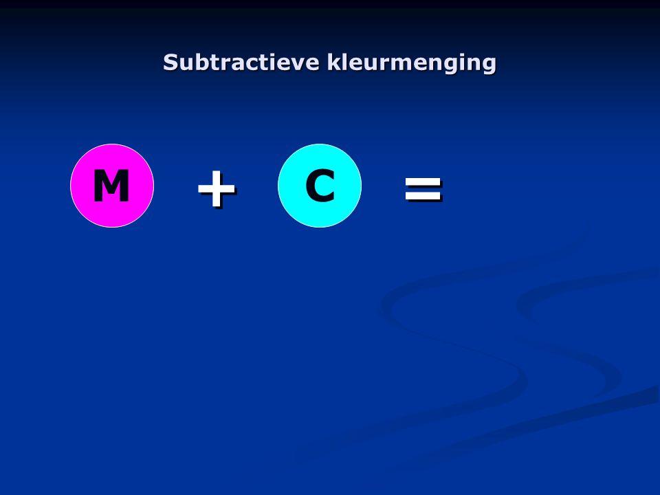 C + + = = M