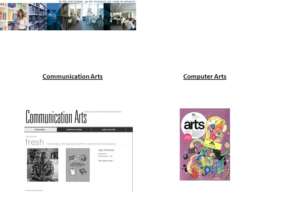 Computer ArtsCommunication Arts
