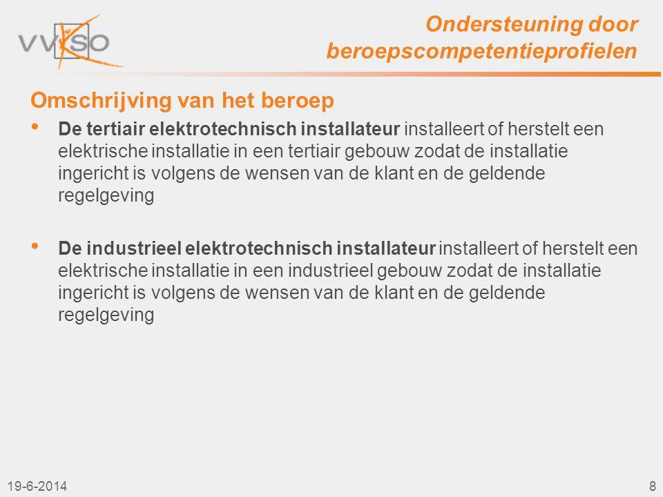 Filosofie en structuur leerplan Elektrische installaties • Laagspanningsenergieverdeling: Industrieel en tertiair Hou rekening met de 8 Gouden regels .