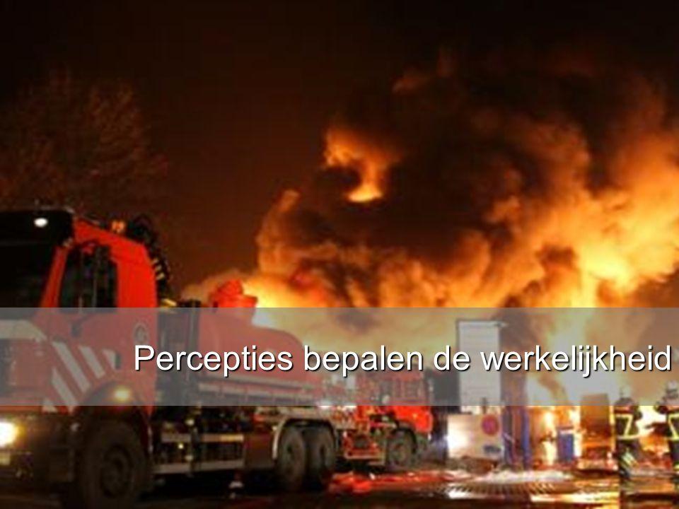 www.burgemeesters.nl Percepties bepalen de werkelijkheid