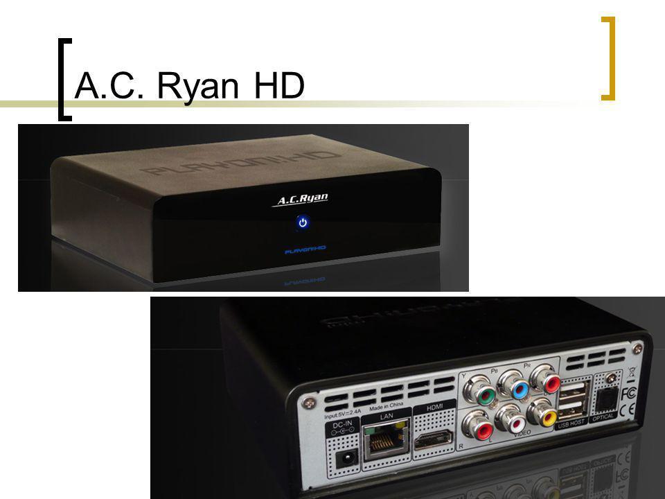 A.C. Ryan HD