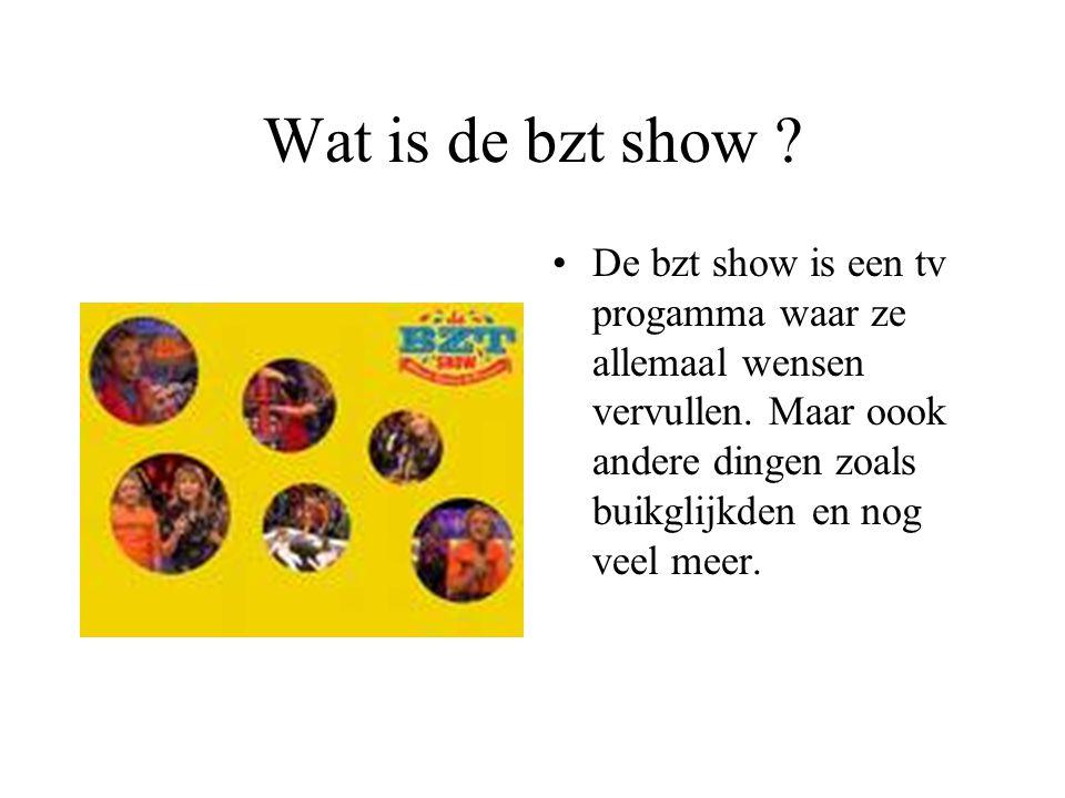 Wie presenteert dat •Pepijn en jetske presenteren het tv progamma.