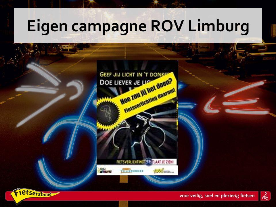 Eigen campagne ROV Limburg